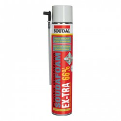 Soudal - Ex-Tra assembly foam 66%