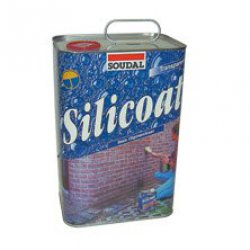 Soudal - Silicoat wall protective coating