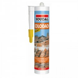 Soudal - adhesive sealant for Colodach tiles